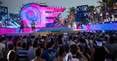 Gravação do DVD 'Pool Party do Aviões' do Aviões do Forró em Fortaleza